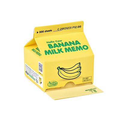 Banana Milk Memo
