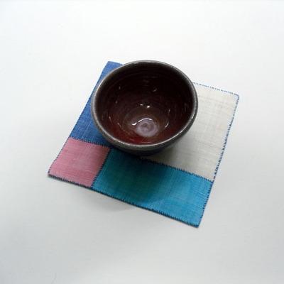 (D.I.Y)모시  잔받침 만들기