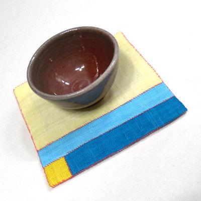 (d.i.y) 마마후의 모시 컵받침 만들기
