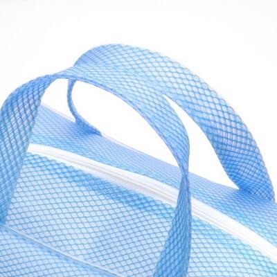 투명 비치백 목욕가방 수영가방 3세트