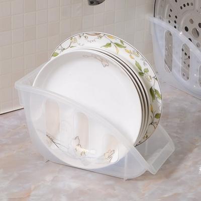 일본 주방 그릇 접시정리대