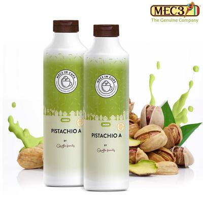 MEC3 피스타치오 라떼 프라프치노 스무디 음료 베이스