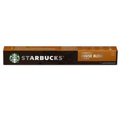 스타벅스 하우스블렌드 네스프레소 호환 캡슐 커피