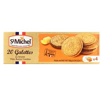 생 미쉘 갈라떼 통밀 버터 쿠키 130g