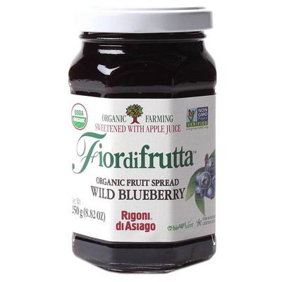 리고니 디 아시아고 유기농 쨈 야생 블루베리 잼 250g