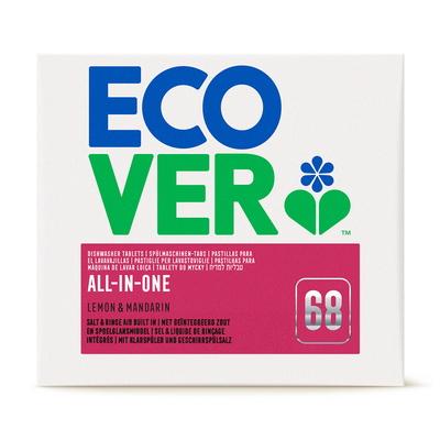 에코버 친환경 식기세척기세제 뉴올인원 1.36kg