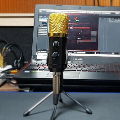 1인방송장비 녹음 개인방송용 고품질유튜브마이크 BM700