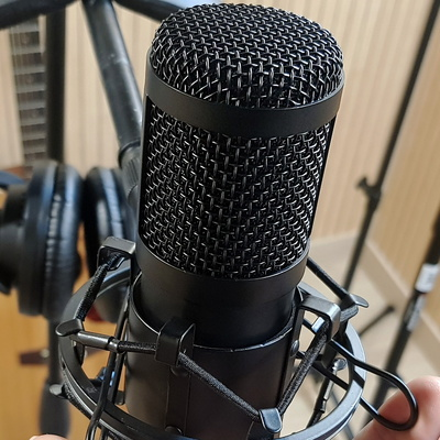 1인 개인방송용장비 고품질 유튜브마이크 Enping Aoke SET-BM800
