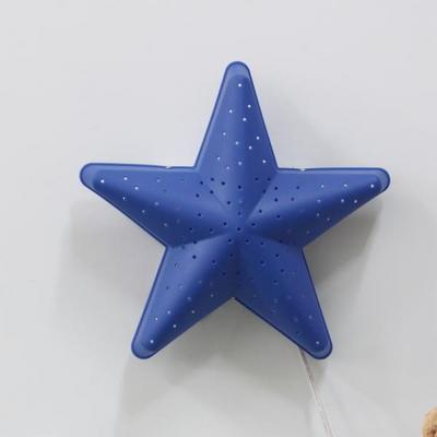 (LAMPDA)LED형 별모양 벽등(블루)