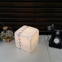 LED 세라믹 큐브 스탠드