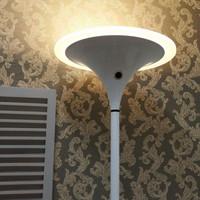 LED 오로라 거실용 장스탠드 (화이트)