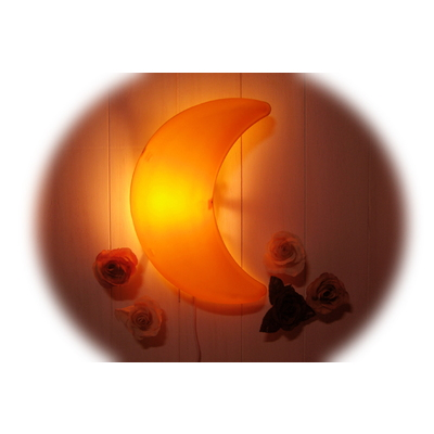 (LAMPDA)달모양 벽등