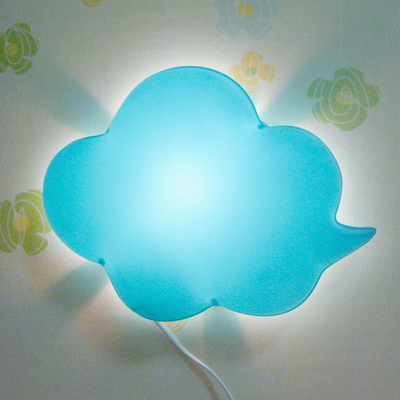 구름벽등(화이트)