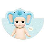 Sonny angel (소니엔젤 원형카드-코끼리)