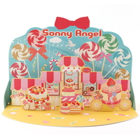 소니엔젤 미니피규어_sonny Angel popup Card - Lollipop