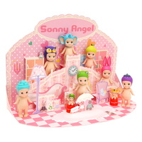 소니엔젤 미니피규어_sonny Angel popup Card - Lovely