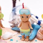 [드림즈코리아 정품 소니엔젤] 미니피규어_2017 Summer Vacation series (랜덤)