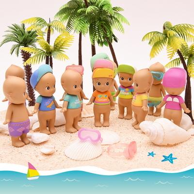 소니엔젤 미니피규어_2017 Summer Vacation series (박스)
