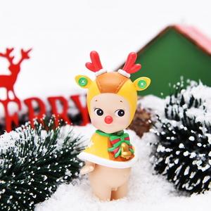 [드림즈코리아 정품 소니엔젤] 미니피규어_2017 Christmas series(랜덤)