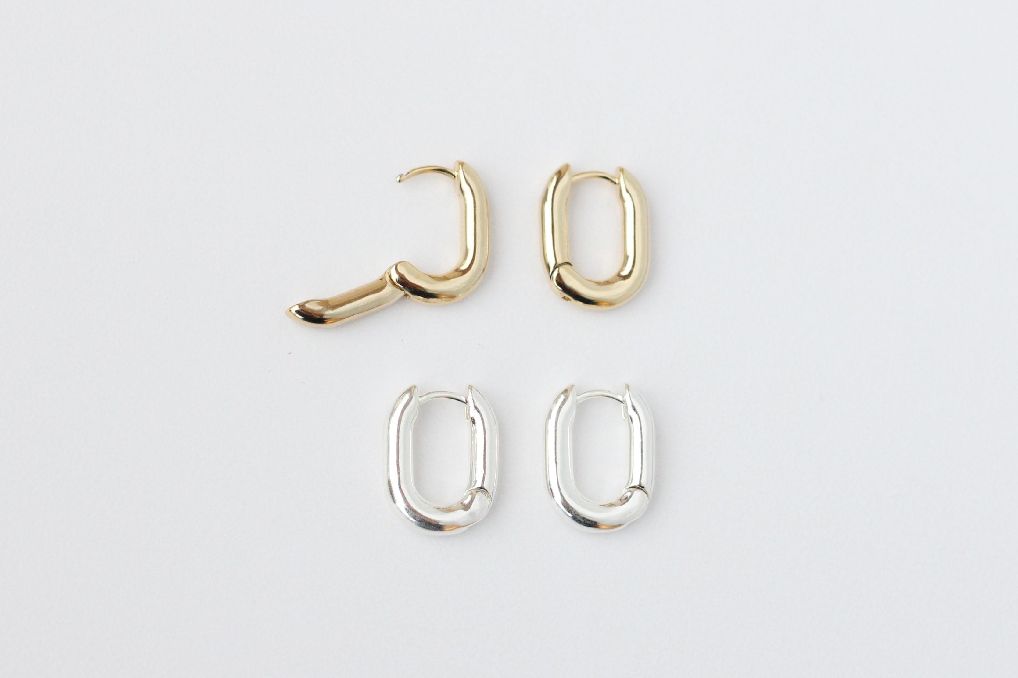 셀린 미니 볼드 링 66F56 - 러블리루, 15,000원, 골드, 링귀걸이