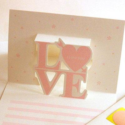 POP - Big Love 카드