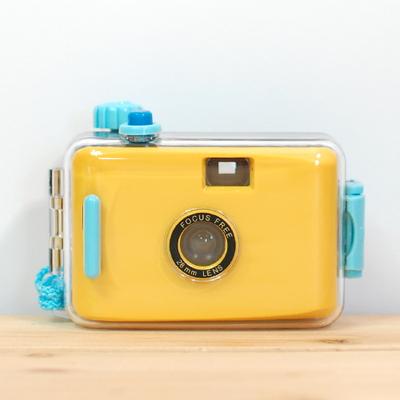 방수카메라-옐로우