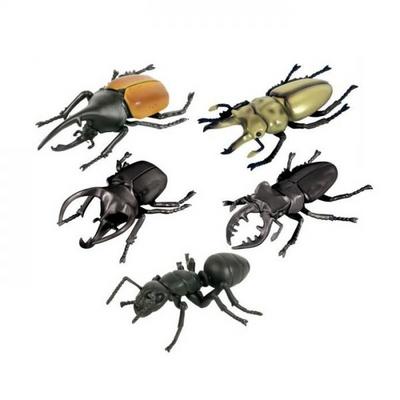 숲속의 곤충들 검은 곤충군단편