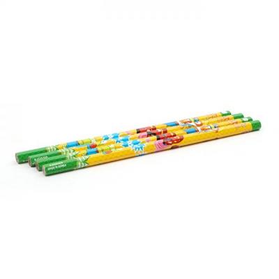 뽀로로 연필 4본세트
