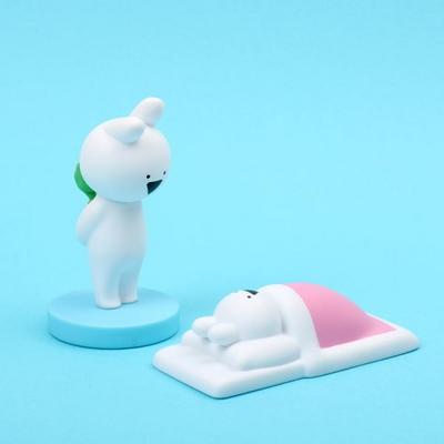 오버액션토끼 랜덤피규어 시즌1 (박스)