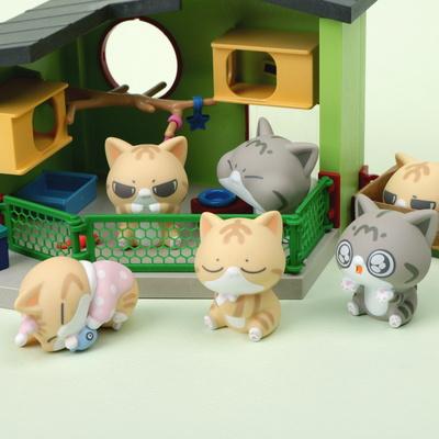 아리랑은 고양이들 랜덤피규어 시즌1 (박스)