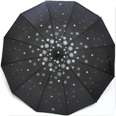 바림의 꿈꾸는 우산(시크블랙)-장우산