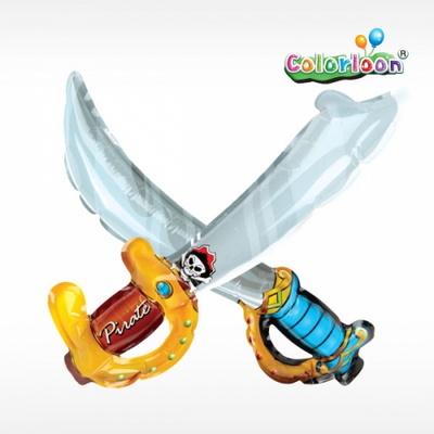 풍선 왕자칼 해적칼