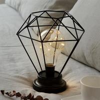 스파클링 LED 무드등 (블랙)