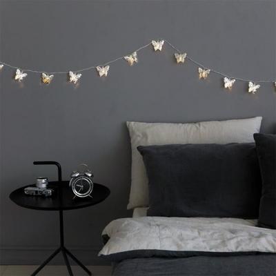 가랜드 LED 무드등 [나비] (10구/건전지타입)