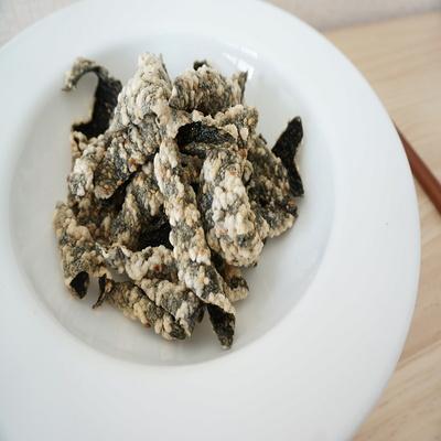 도래푸드 전통 수제부각 단품 7종