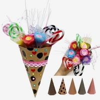 만들기-축하 꽃다발 만들기