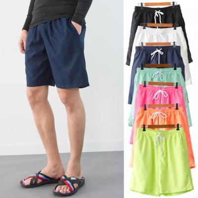 P1423 남자 컬러 수영복 반바지(7color)