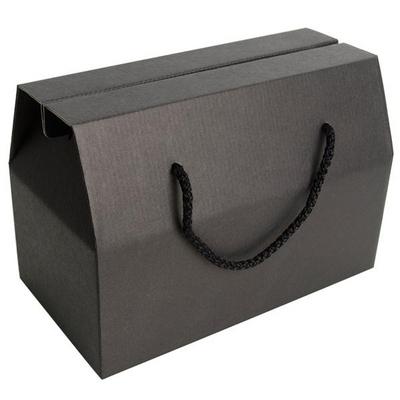 R8016 블랙 손잡이 선물박스(26x14x17.5)
