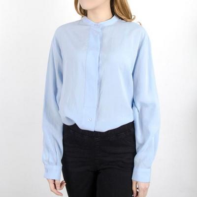 P6281 차이나카라 소프트 셔츠(4color)
