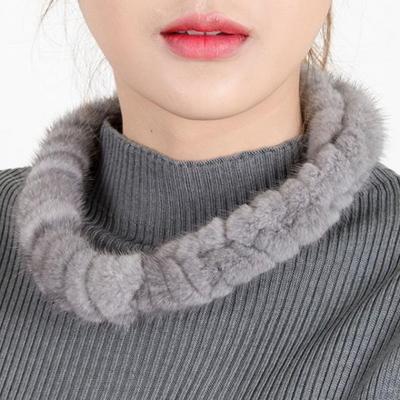 슬림밍크 목걸이(5color)
