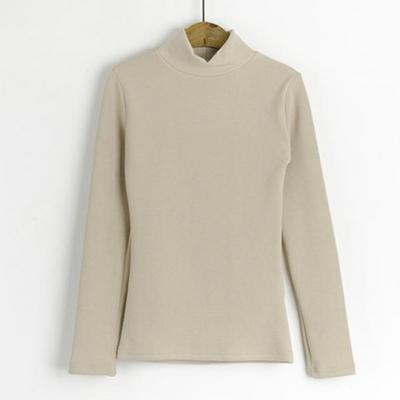 도톰 슬림 반폴라 티셔츠(7color)