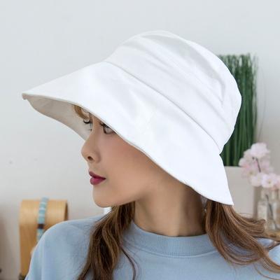 P8891 언발란스 라운드 벙거지 모자
