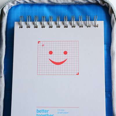 Better Together pouch