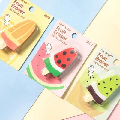 과일 아이스크림 지우개(랜덤)
