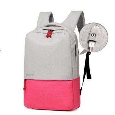 대학생 커플 백팩 학생 가방