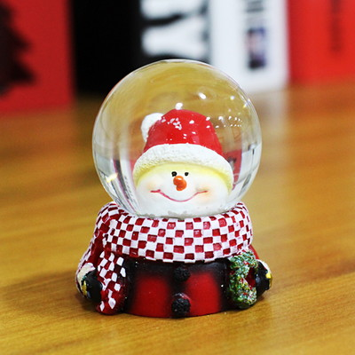 크리스마스 워터볼 스노우볼 4.5cm_partyhae