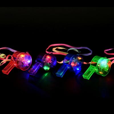 LED 발광 호루라기(색상랜덤발송)