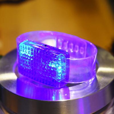 LED 이퀄라이저 팔찌 (2color)