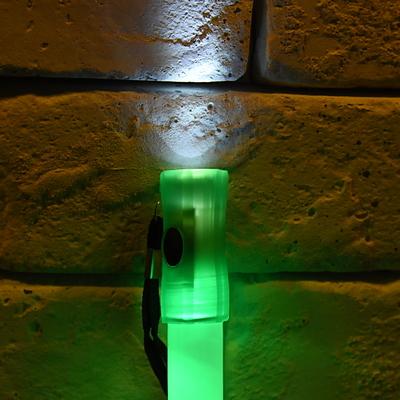 LED 멀티랜턴 건전지 야광스틱 (그린)