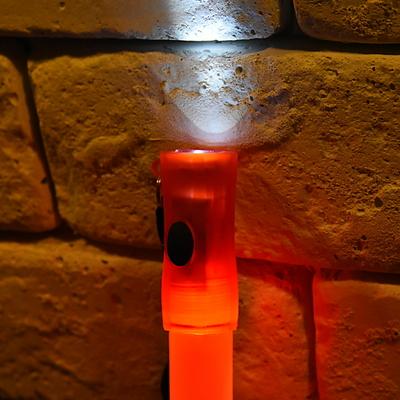 LED 멀티랜턴 건전지 야광스틱 (레드)